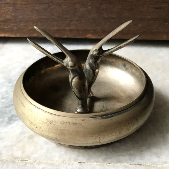 Bird Ashtray - Very Rare