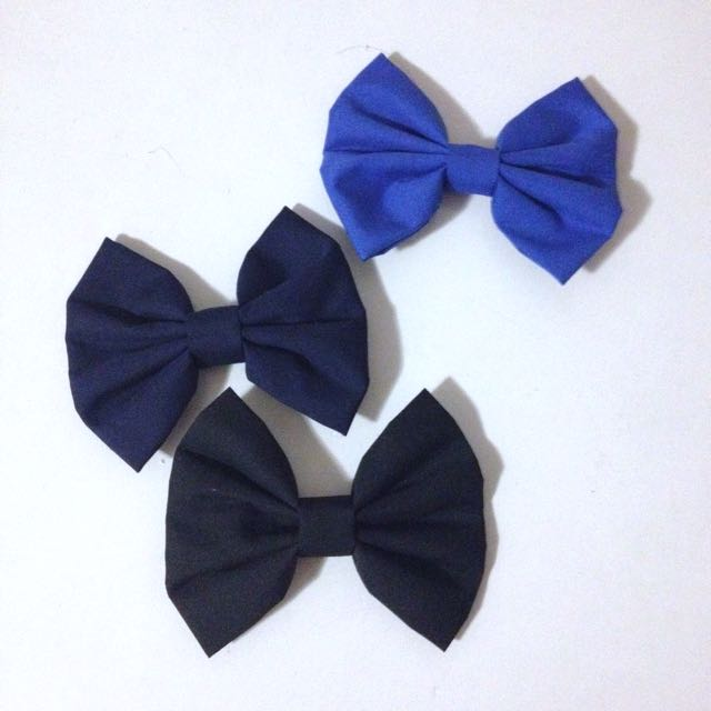 Bow Hairclips