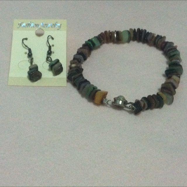 Bracelet/earring