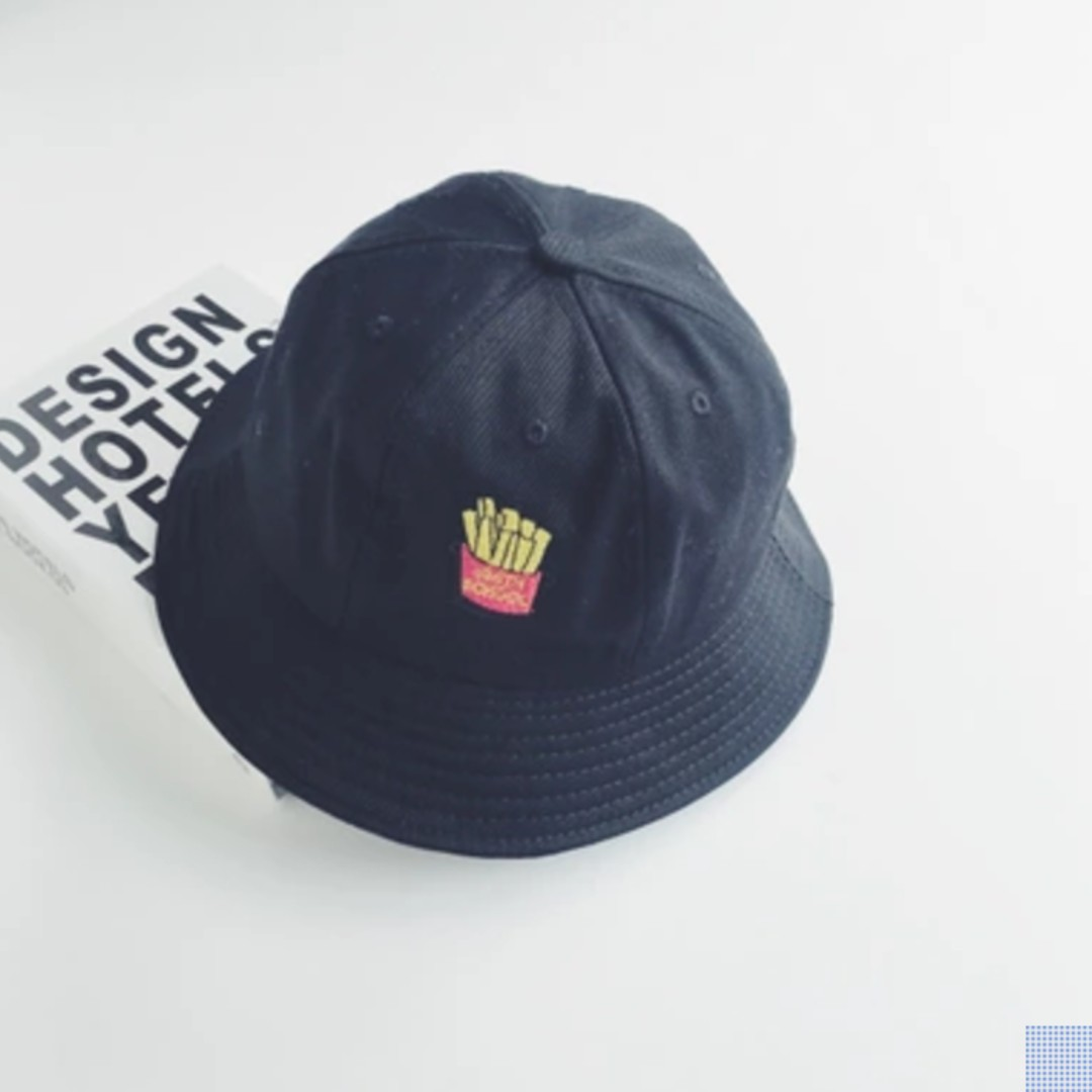 Brand new french fries bucket hat 8f554428177