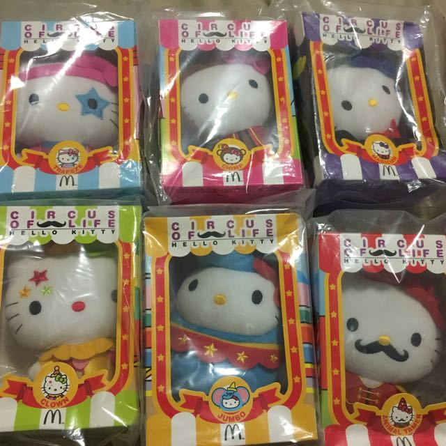 Brand New Hello Kitty Dolls
