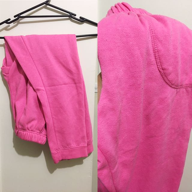 Bright Pink Cotton On Body