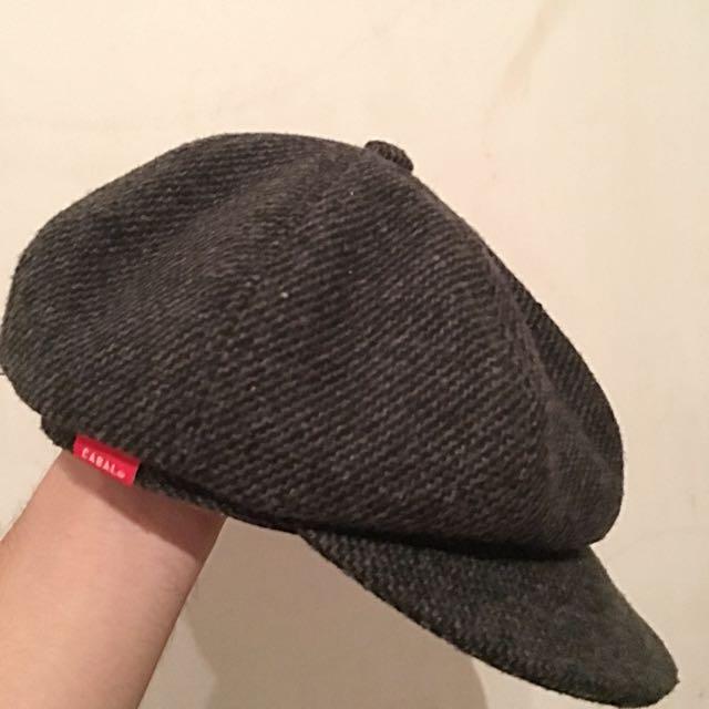 Cabal 報童帽