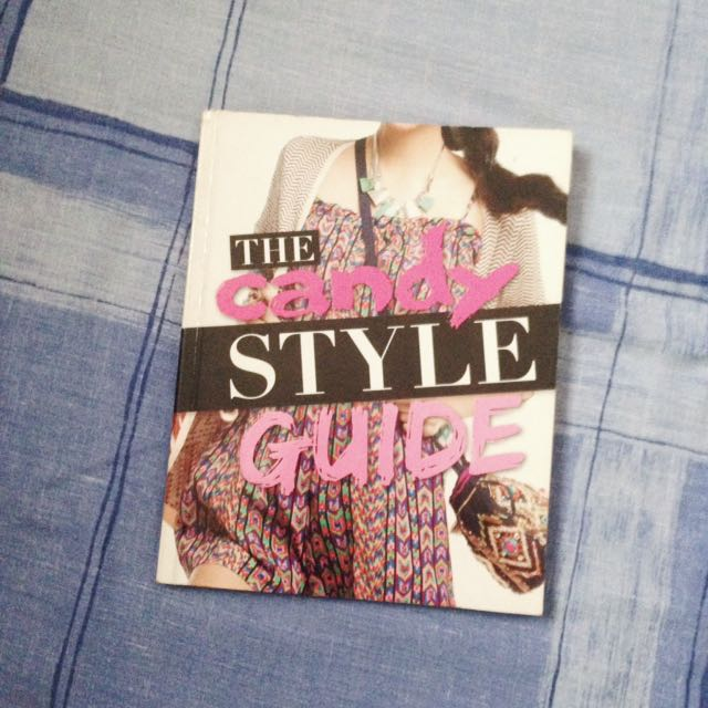 Candy Style Guide Fashion Book