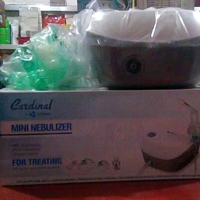 Cardinal Mini Nebulizer