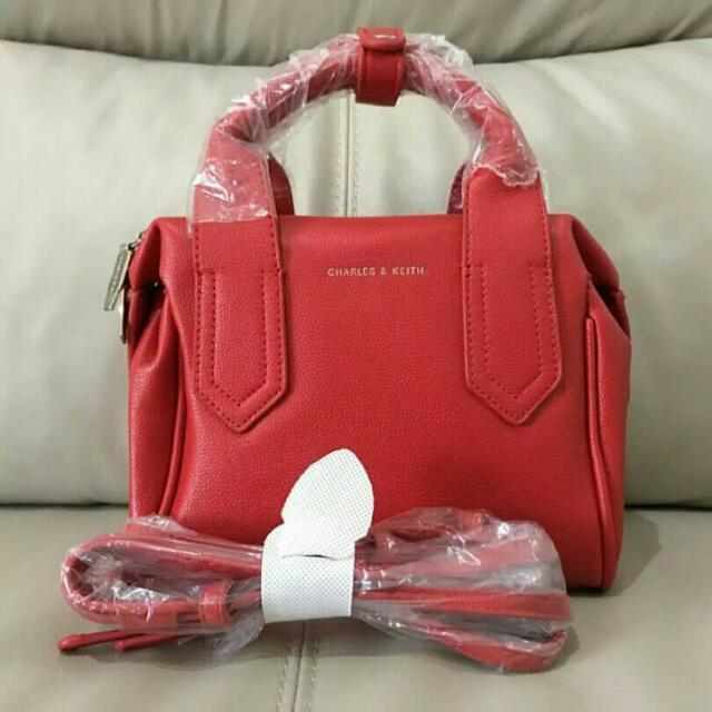 Charles & Keith Handle Bag