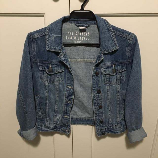 Cotton On / Denim Jacket
