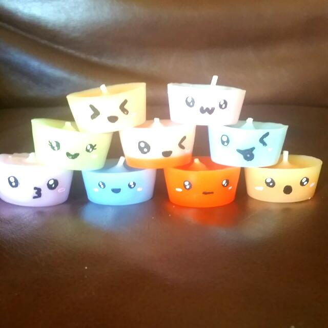 Cute Handmade Candles 😍