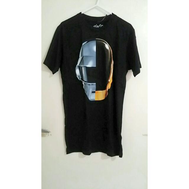 Daft Punk T Shirt Size S