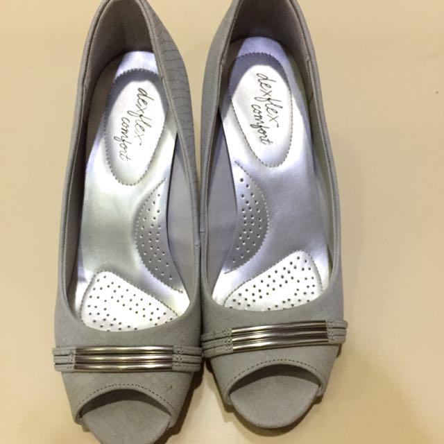 Deflex Comfort Heels (Payless)