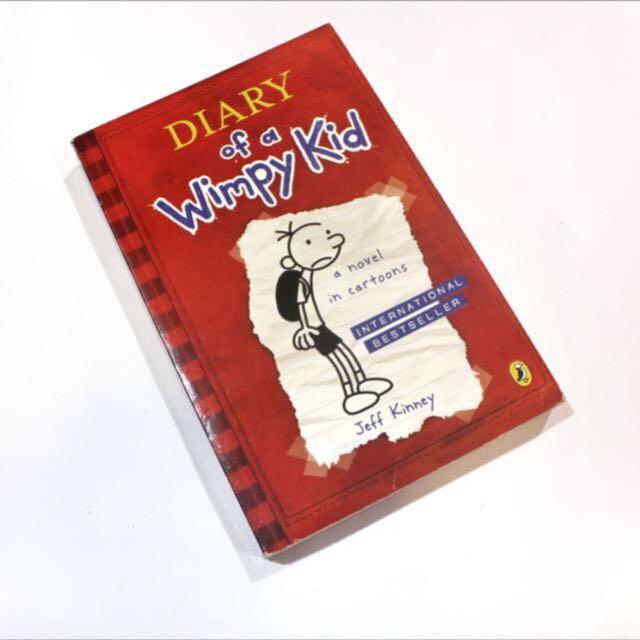 Diary Of Wimpy Kids Original