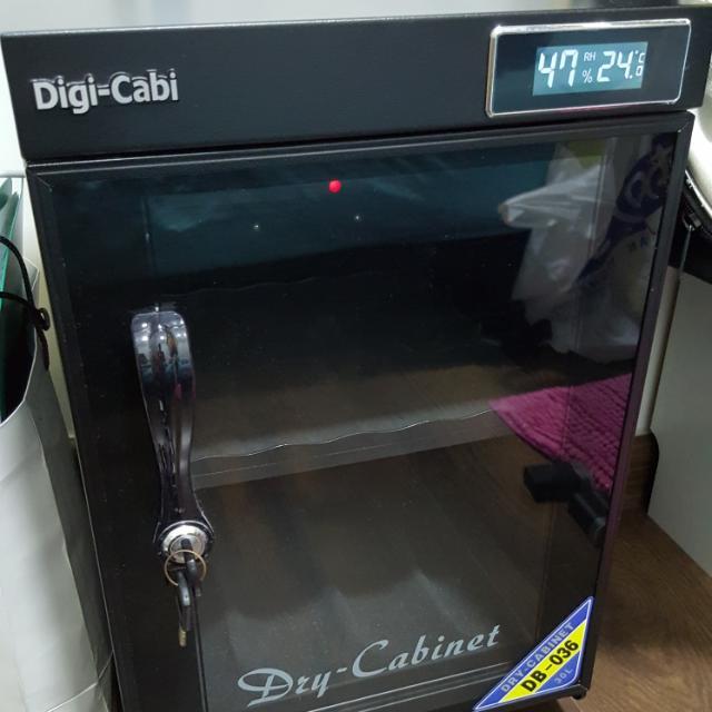 Digi-Cabi Dry Cabinet