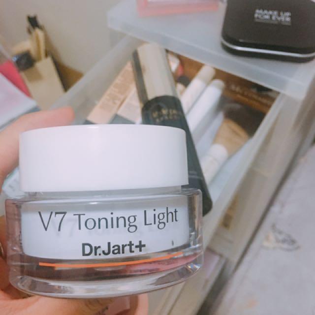 Dr.Jart+ V7維他命肌光鑽白霜50ML(素顏霜)