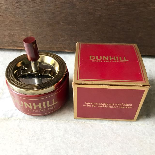 Dunhill Ashtray - Extremely Rare