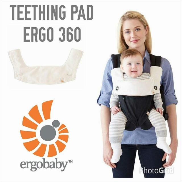 ergo teething pads diy