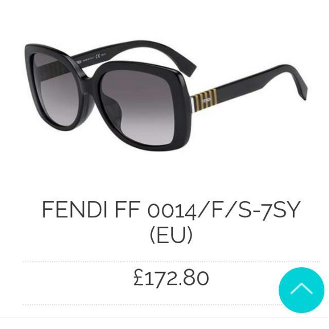 FENDI FF 0014/F/S-7SY (EU) ORIGINAL