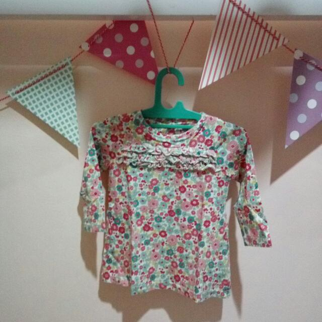 Flowerly Blouse Mothercare