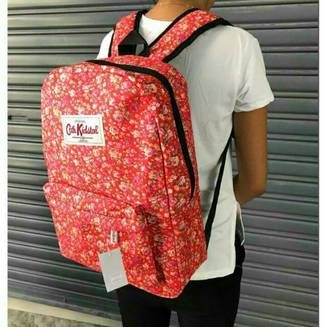 Flowery Backpack