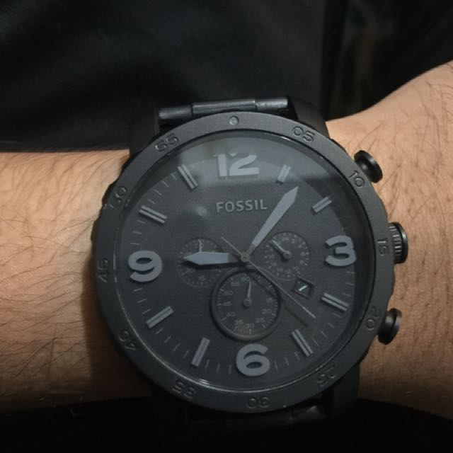 Fossil JR Series Mantap