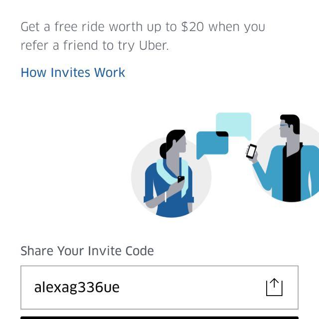 Free Uber Ride!