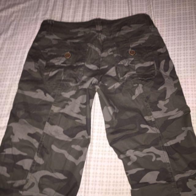 Garage Cargo Shorts