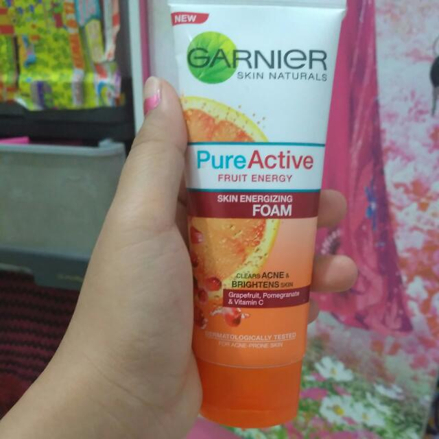 Garnier Washing Face Pure Active