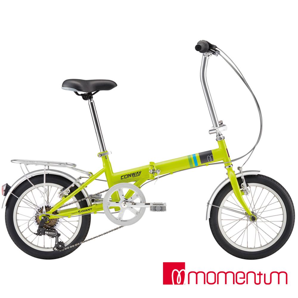 【GIANT捷安特】Momentum CONWAY 小折 變速腳踏車 (FD606)