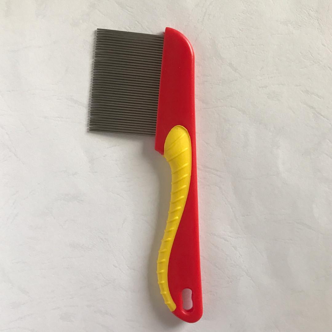 Hair Lice Terminator Removes Dandruff Comb Suyod