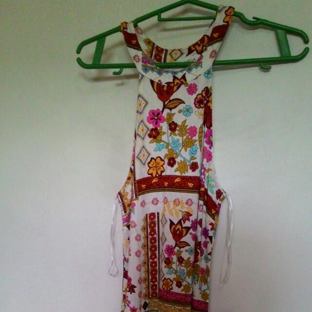 H&M Coachella Long Dress