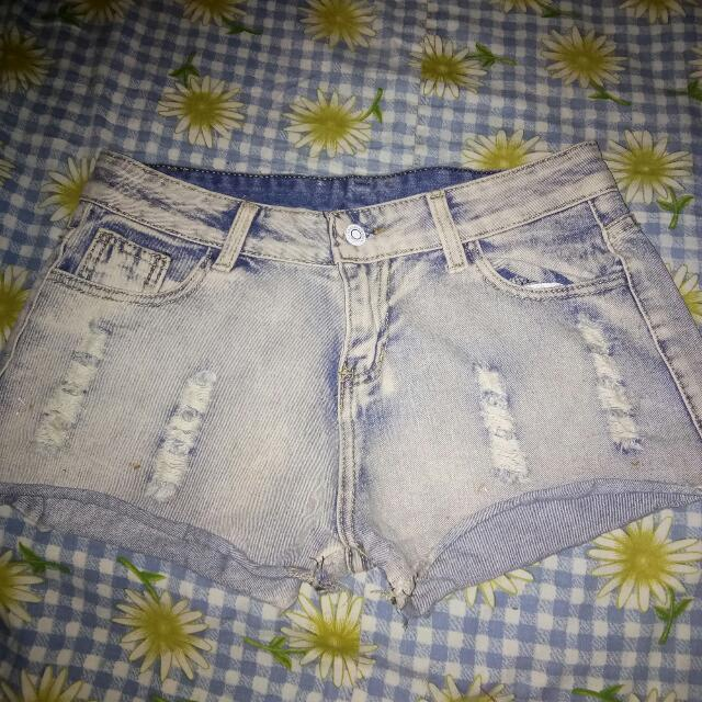 Hotpans Riped Jeans