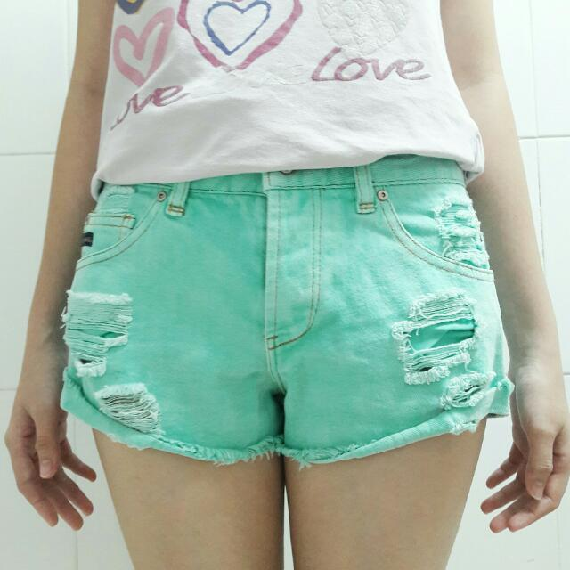 Hotpants Pull and Bear