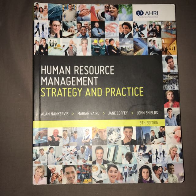 Human Resource Management Strategy and Practice Textbook