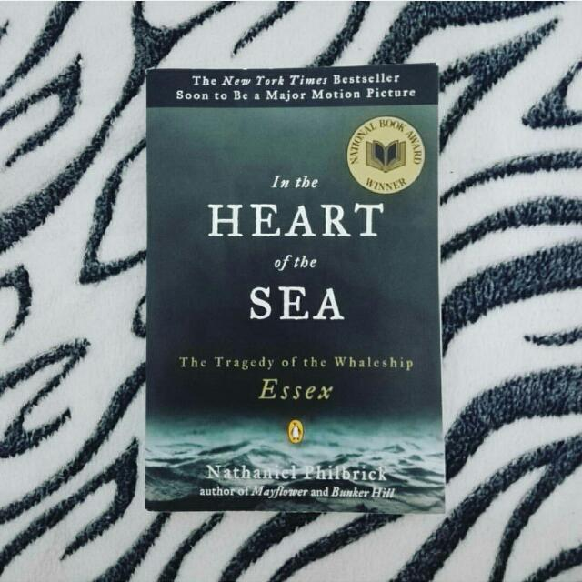 In The Heart Of The Sea - The Tragedy Of The Whaleship Essex