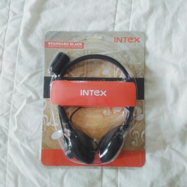 Intex Computer Headphone