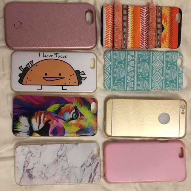 Iphone 6s Assorted Cases