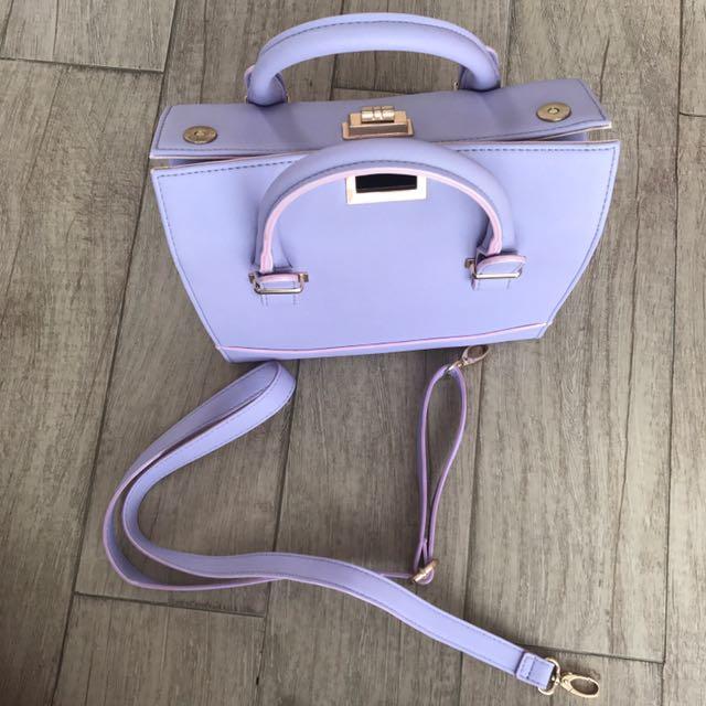 Jade's Bag Lavender (Large)