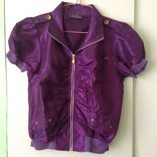 jagthug violet top