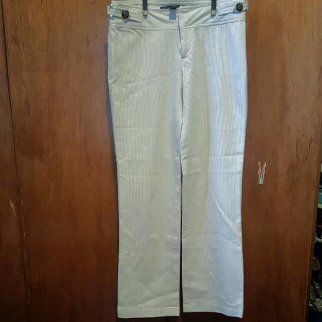 Kamiseta Pinstripe Cotton Pants