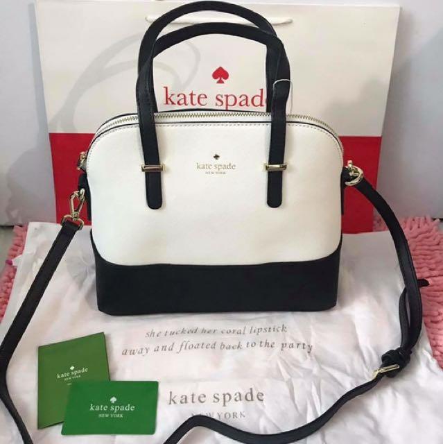 Kate Spade Alma Leather