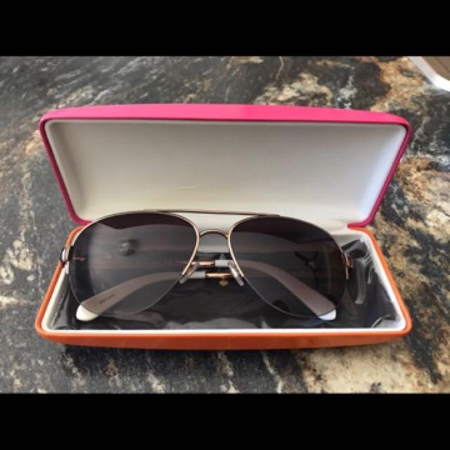 Late Spade Brand New Sun Glasses