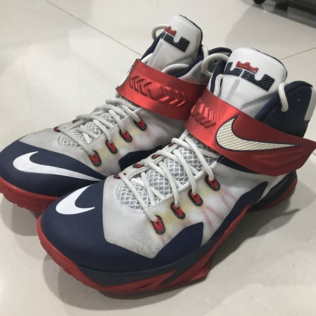 LeBron Soldier VIII (Authentic)