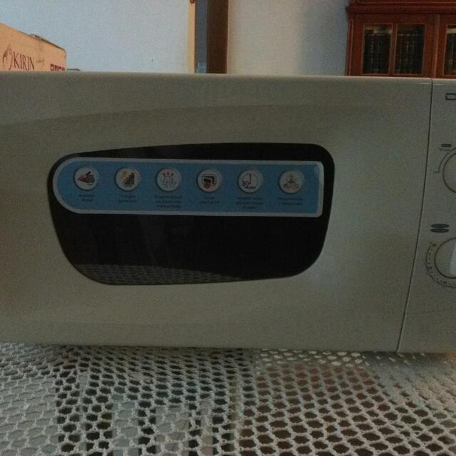 Microwave Domo