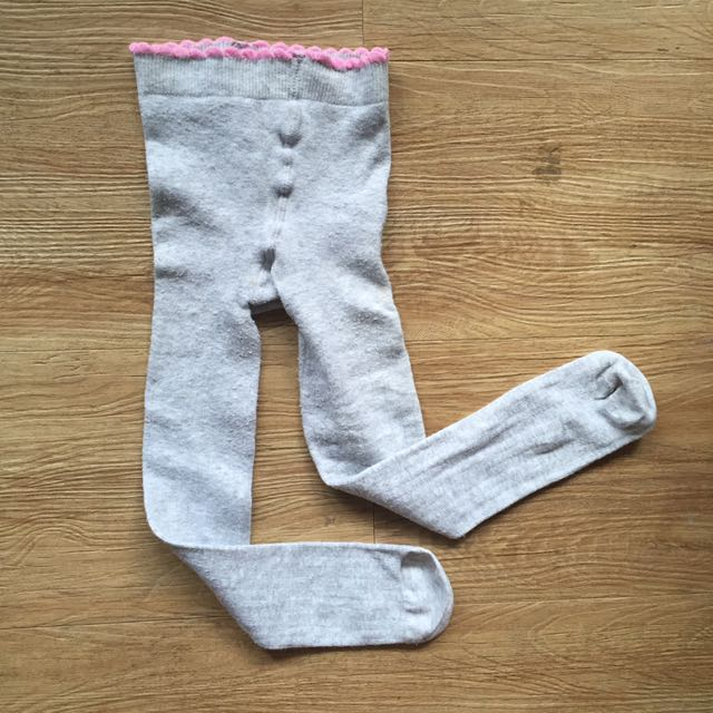 M&S Tights 4-5yrs