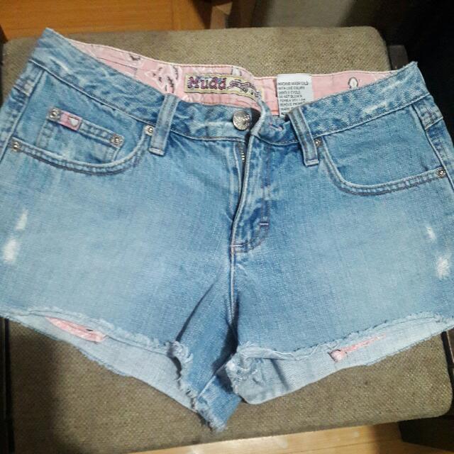 Mudd Denim Shorts