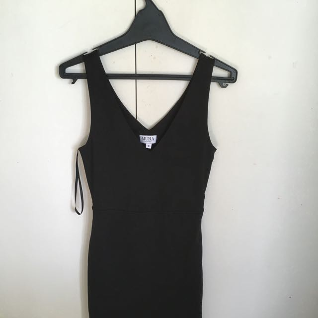 Mura boutique Black Dress