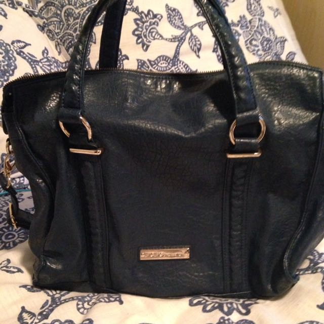 Navy BCBG Purse