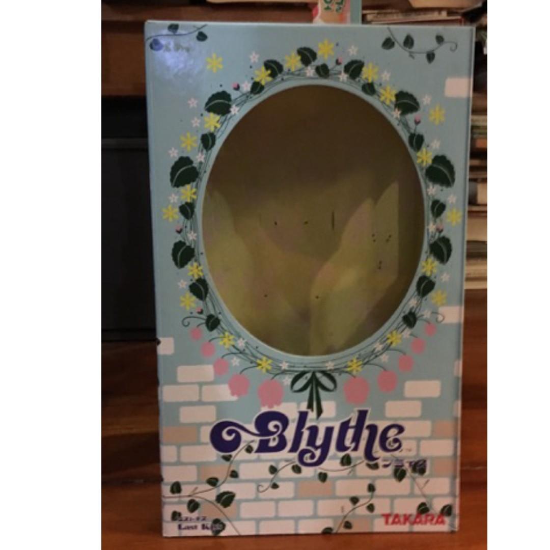 Neo Blythe Last Kiss Box