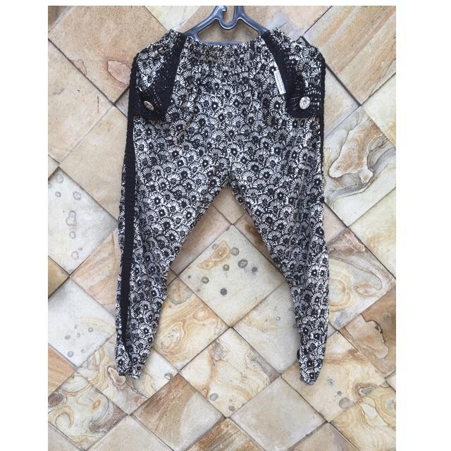 NO BRAND: Celana motif batik
