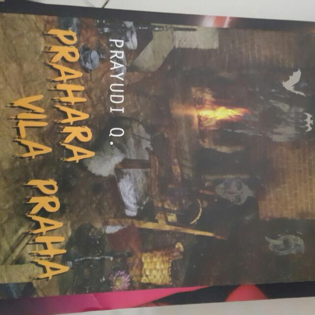 Novel Prahara Villa Praha