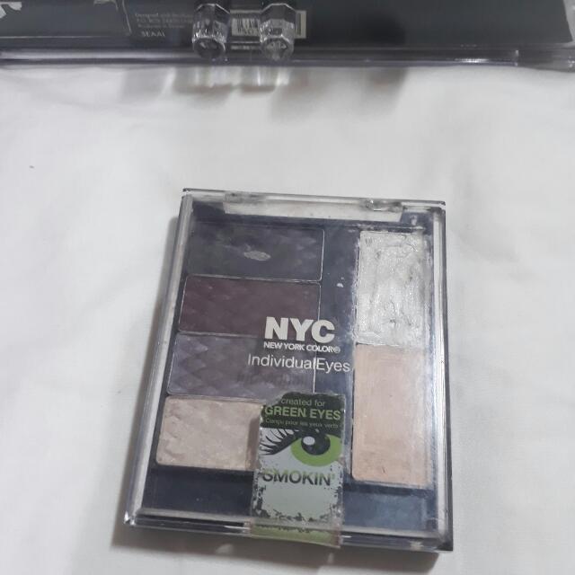 NYC Eyeshadows